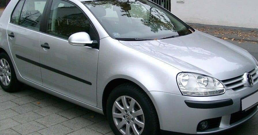 A VW Golf V