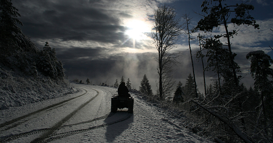 Finding the Perfect ATV Plow Kit for your Winter Wonderland