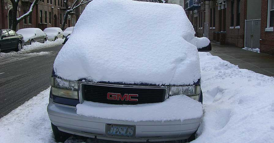 How to Change Oil This Winter