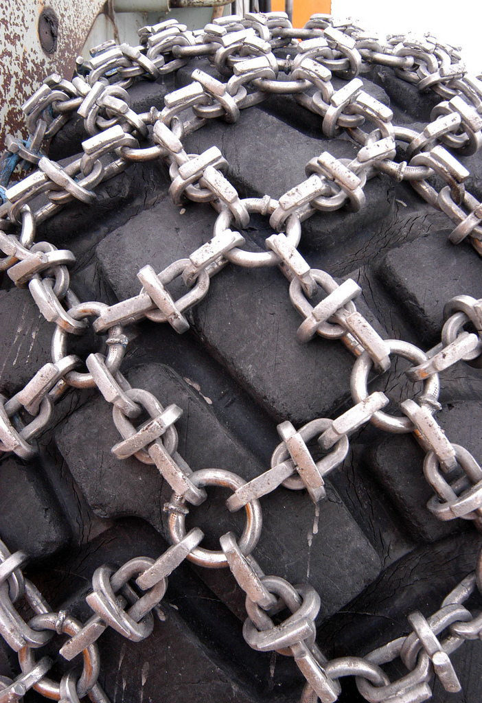 Tire Chains for Cars