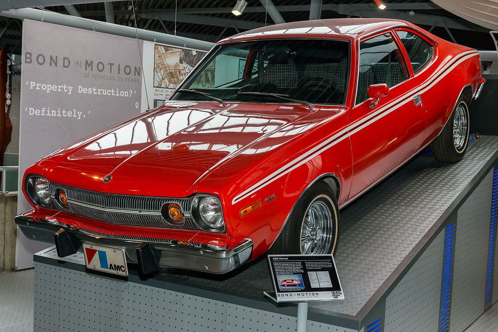 AMC Hornet James Bond