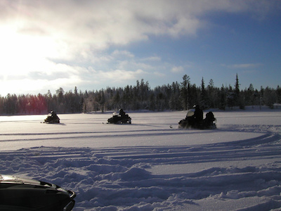 Are Snowmobile Laws the Same Everywhere?
