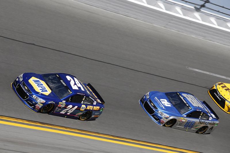 2016, NASCAR, Daytona, Daytona 500, Race