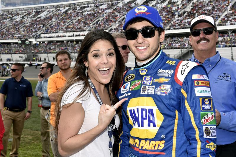 2016 NASCAR Sprint Cup Series, Daytona