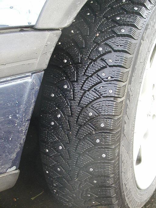 Studded Snow Tire