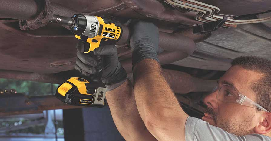 Do you have a drawer full of busted tools? Get some payback and a new Dewalt tool at your local NAPA Auto Parts store