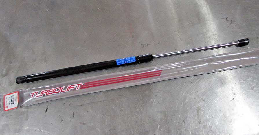 hatch lift strut