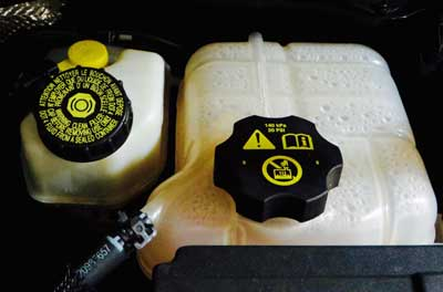 Important Car Fluids for DIY
