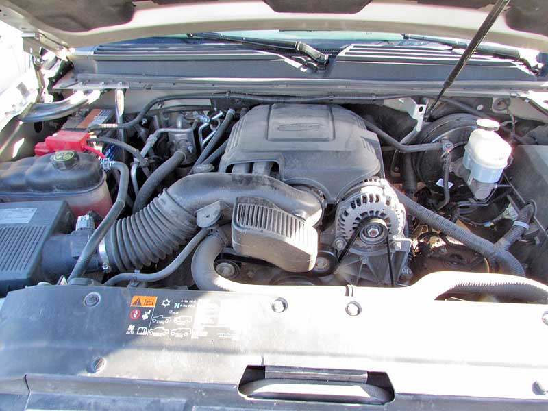 The stock air intake system is restrictive, but quiet. We need to remedy both.