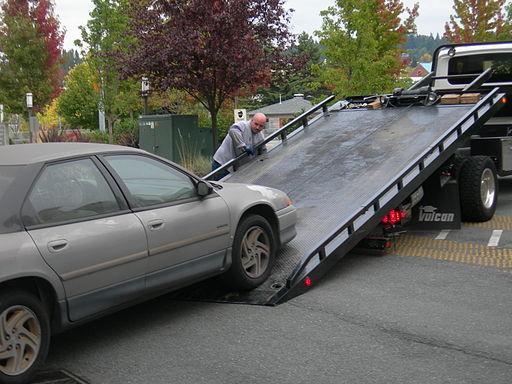Vehicle recall.