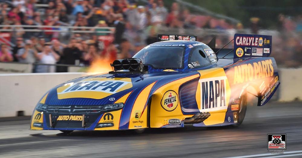 Capps-wins-Epping-NHRA-New-England-Nationals-2016-NAPA-AUTO-PARTS-Funny-Car-candles.