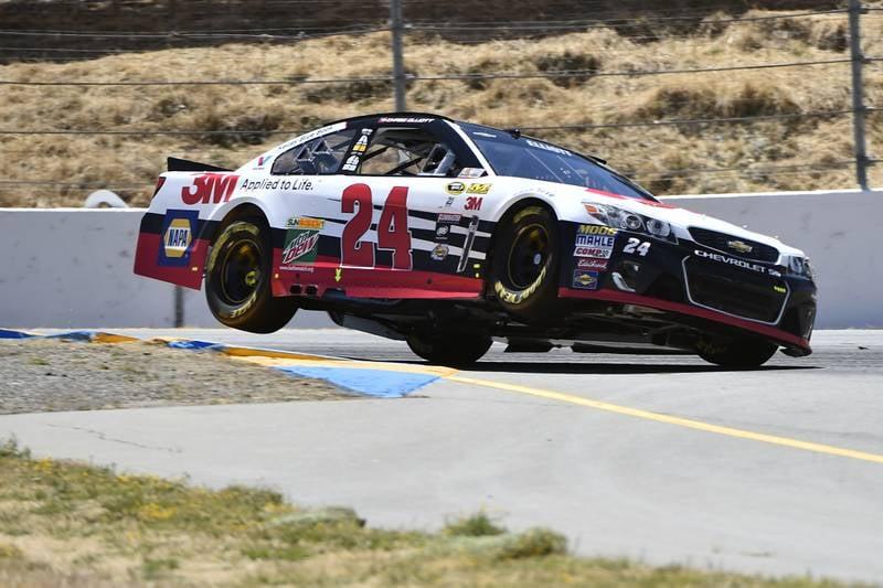 2016, NASCAR, Sonoma
