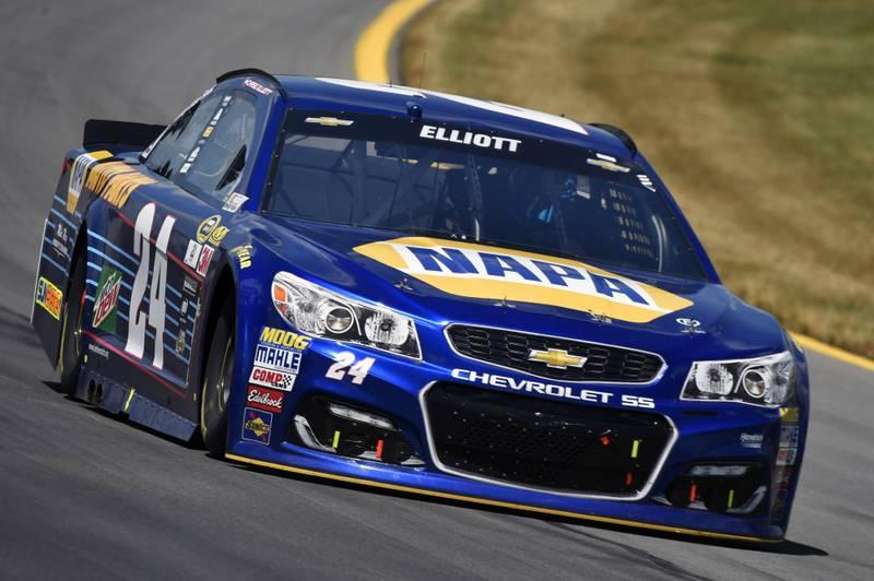 2016 NASCAR Sprint Cup Series, Pocono