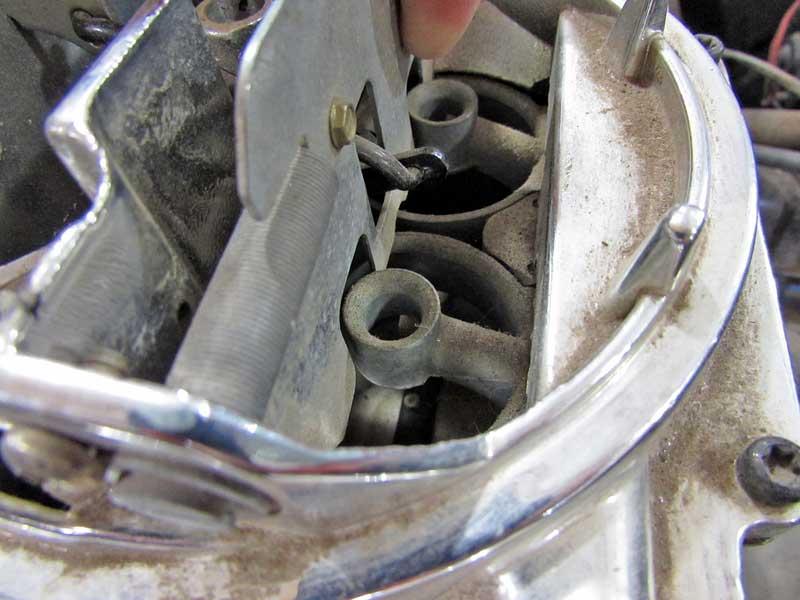 carburetor venuri
