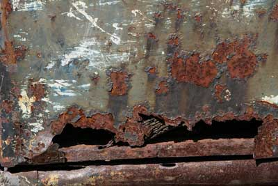 Protect your car from corrosion before the damage becomes irreparable.