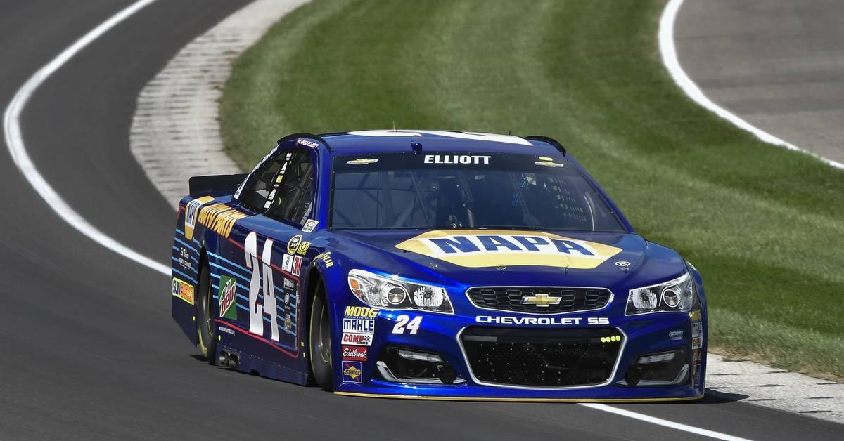 2016 NASCAR Indy Brickyard