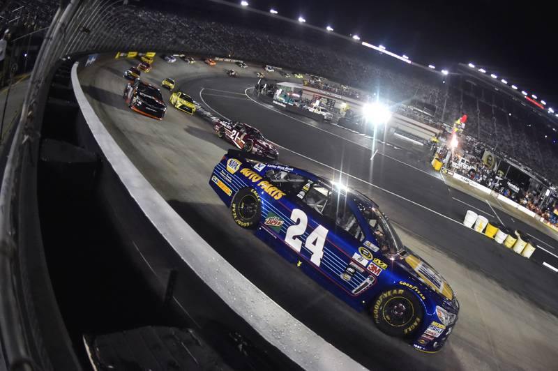 2016 NASCAR Sprint Cup Series, Bristol