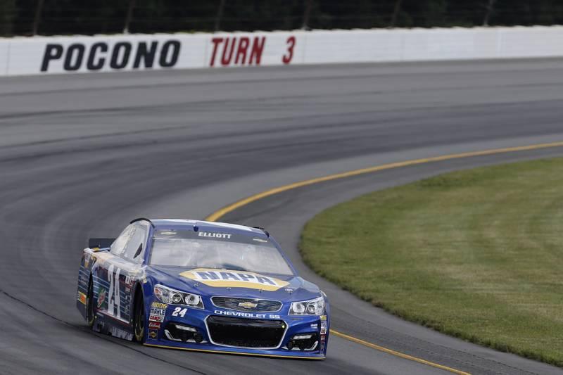 2016 NASCAR Pocono