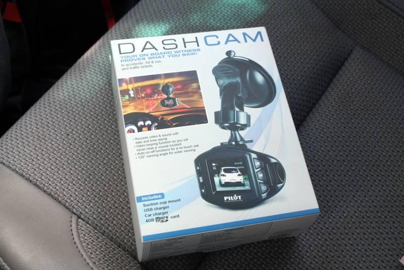 dash cam CL 3005 Pilot NAPA AUTO PARTS safe driving teen drivers traffic box