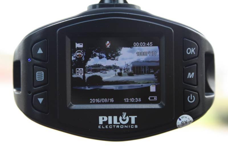 dash cam CL 3005 Pilot NAPA AUTO PARTS safe driving teen drivers traffic close