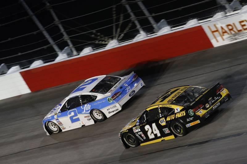 2016 NASCAR Darlington