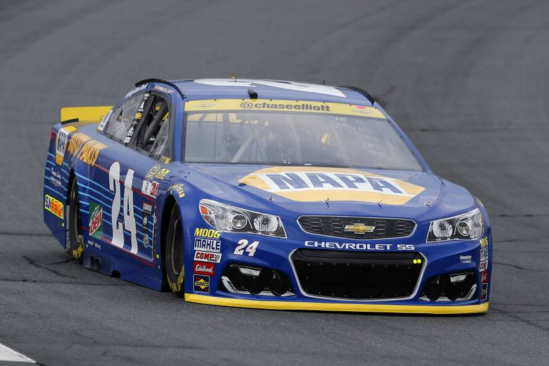 2016 NASCAR New Hampshire