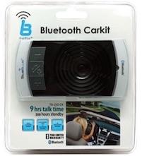 Auxiliary - Audio Receiver Bluetooth Car Kit BK_TB250CK