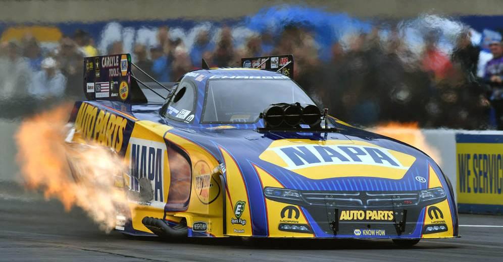 Ron-Capps-NAPA-AUTO-PARTS-NHRA-Maple-Grove-Raceway-2016-Flames