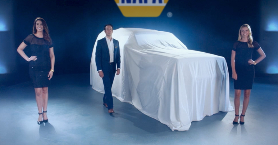 NAPA smartest car ad