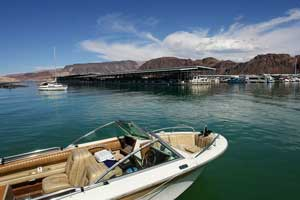 speedboat needing boat fluid prep