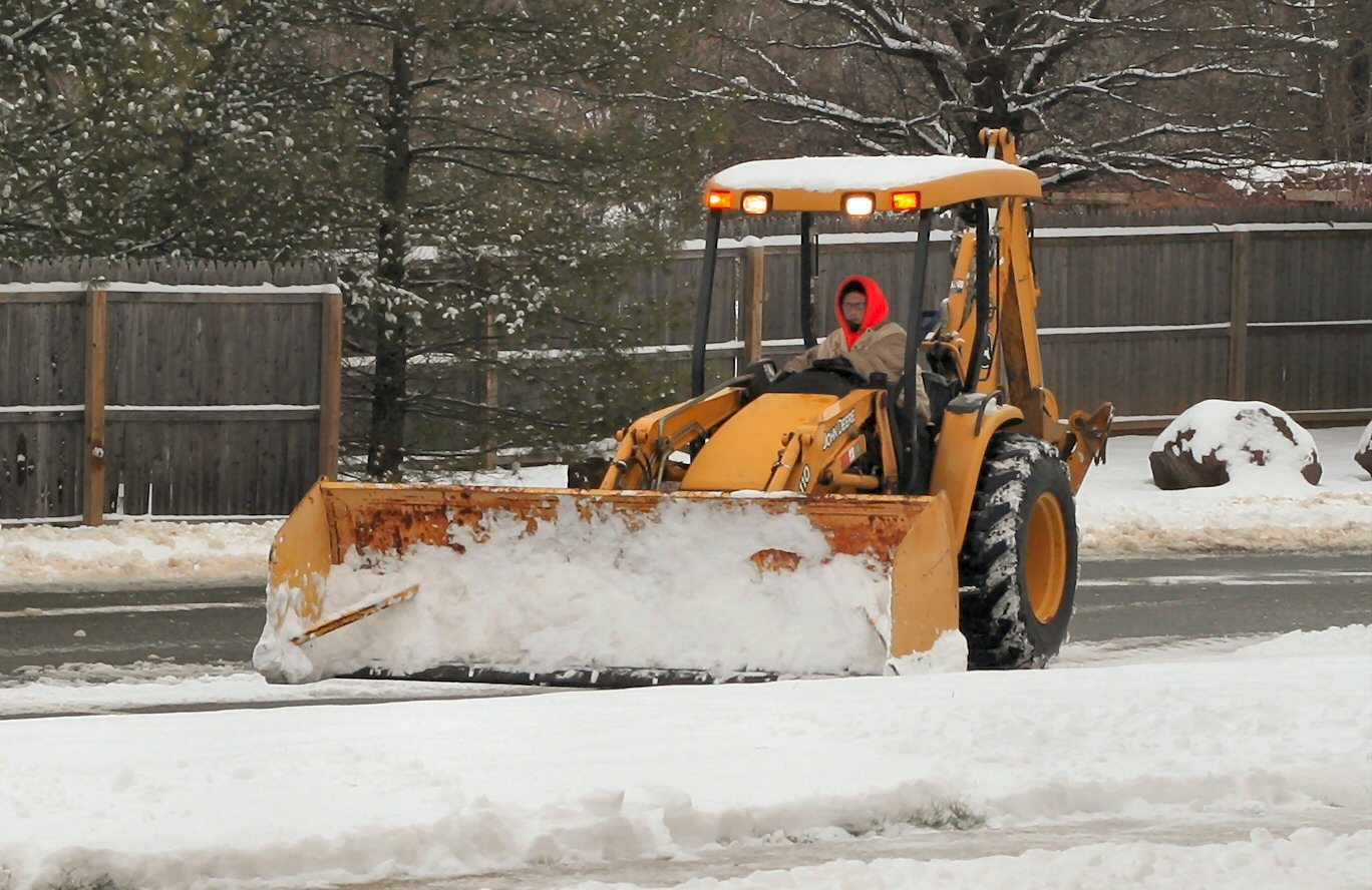 Snowplowing Equipment