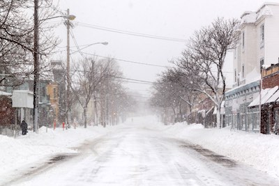 Snow Plow Driving Tips for Beginners