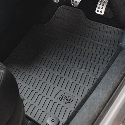 rubber floor mat
