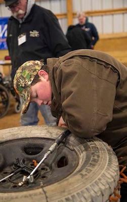 Mechanics Competition tire