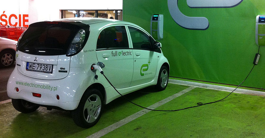 Differences in electric car parts