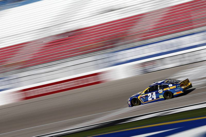 2017 Monster Energy NASCAR Cup Series - Kobalt 400Las Vegas Motor Speedway - Las Vegas, NV USASaturday 11 March 2017Chase ElliottWorld Copyright: Matthew T. Thacker/NKP