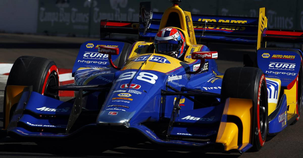 2017 Verizon IndyCar Series - Firestone Grand Prix of St. Petersburg St. Petersburg, FL USA Saturday 11 March 2017 Alexander Rossi World Copyright: Phillip Abbott/LAT Images ref: Digital Image lat_abbott_stp_0317_5872