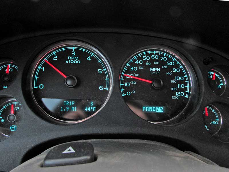 At first, there was no noticeable difference, but after about 100 miles, the shifts smoothed out and the transmission temps were running cooler than before.