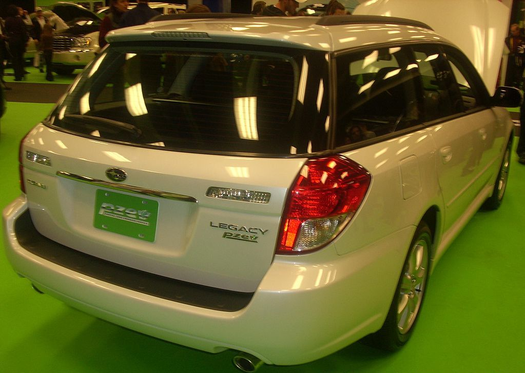 SULEV vehicle