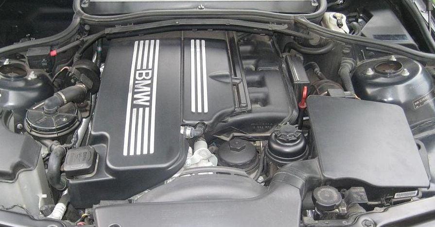 SULEV BMW