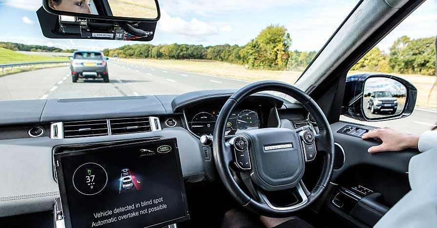 car technology advancements