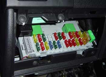 Car Fuse Box