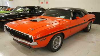 1970s Dodge Challenger