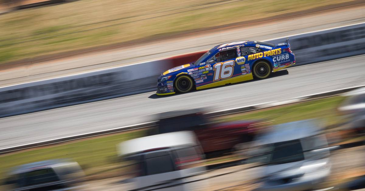 Todd-Gilliland-KN-East-NAPA-AUTO-PARTS-Toyota-BMR-Greenville-Pickens-2017-speed