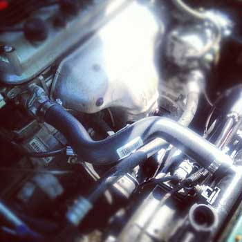 Radiator Hose Collapse: What is Happening Here?
