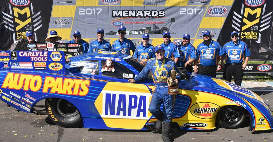 Capps-fourth-straight-NHRA-title-Topeka-2017-NAPA-AUTO-PARTS-Funny-Car-Winners-Circle.