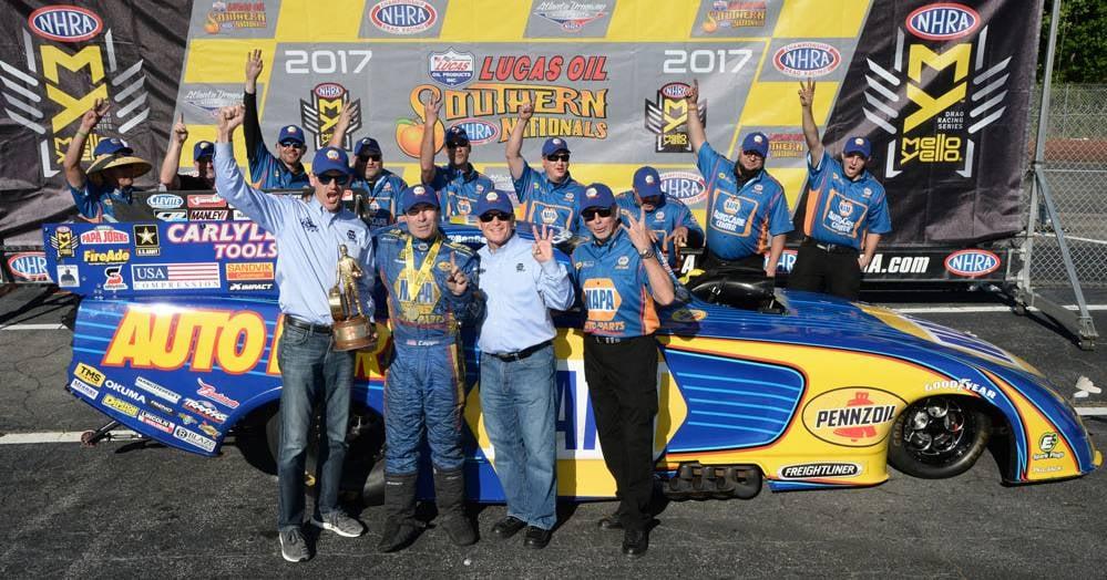 Capps-wins-Atlanta-NHRA-Southern-Nationals-NAPA-AUTO-PARTS-Funny-Car-Victory-Lane.