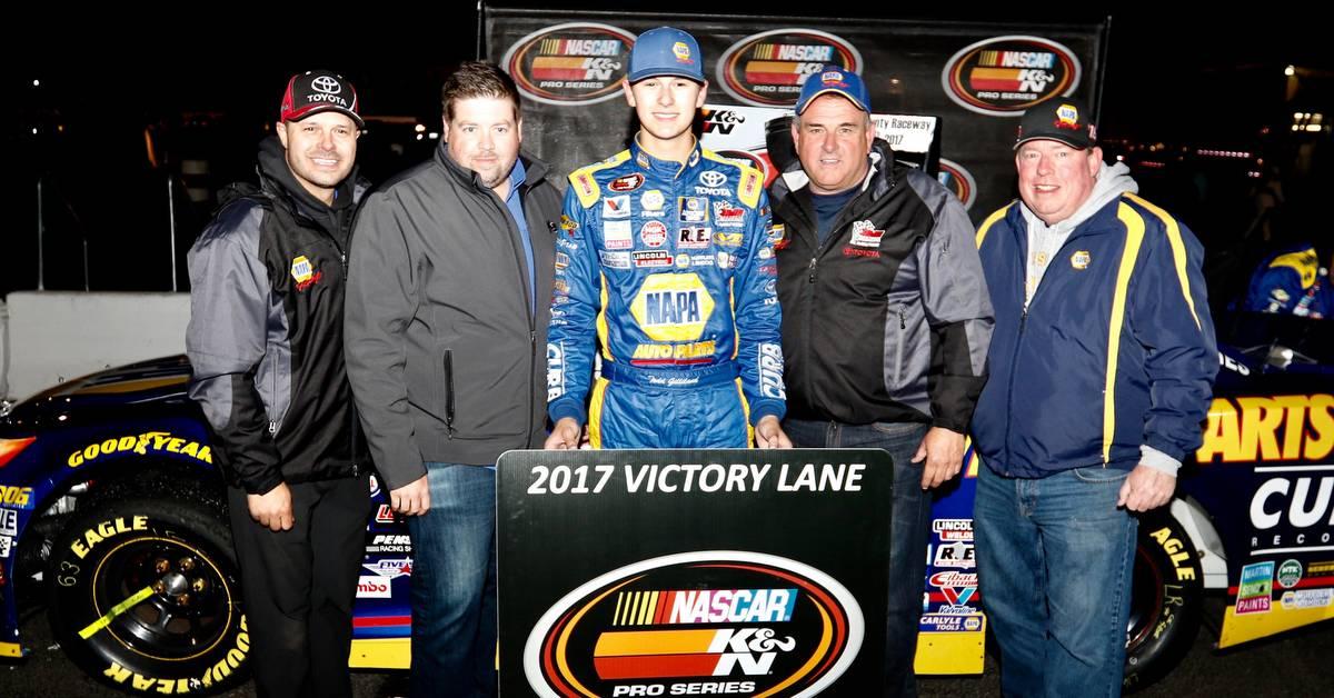 Todd-Gilliland-dominates-Spokane-NAPA-AUTO-PARTS-BMR-Victory-Lane.