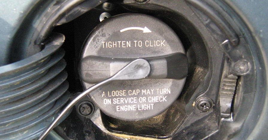 Gas cap