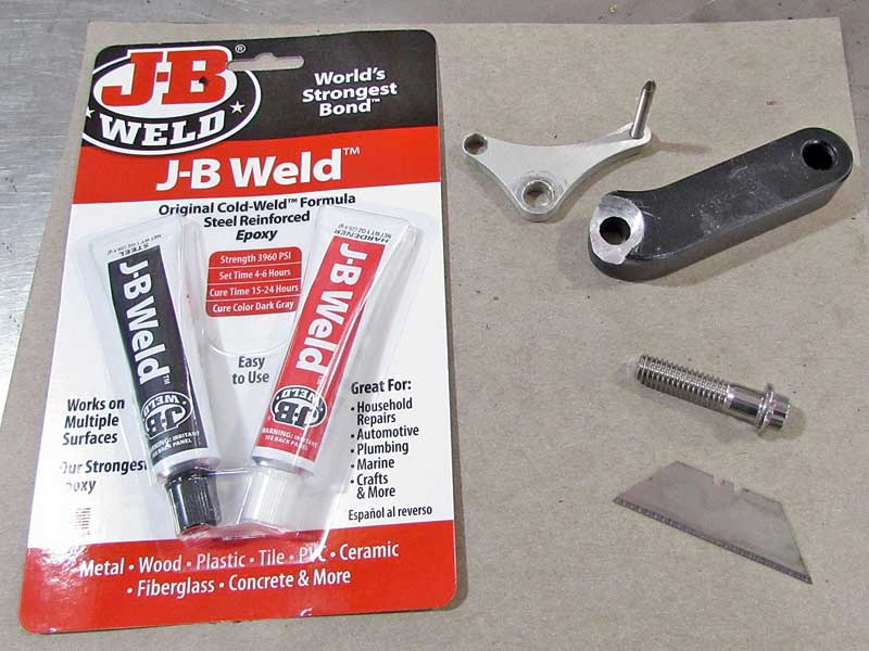 Permanent repairs and modifications are what makes JB Weld such a great product. It is a household name because it works.